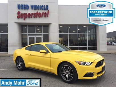 Certified 2016 Ford Mustang Coupe - 543005558