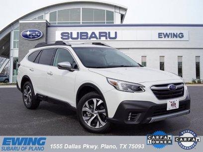 Certified 2020 Subaru Outback Touring XT - 548699291