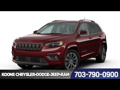 New 2020 Jeep Cherokee 4WD Limited - 543663949