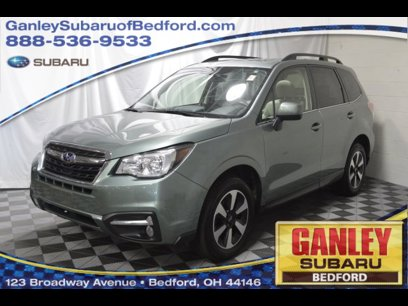 Certified 2017 Subaru Forester 2.5i Limited - 539412596
