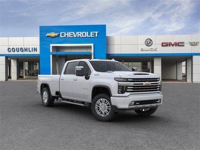 New 2020 Chevrolet Silverado 3500 4x4 Crew Cab High Country - 540102511