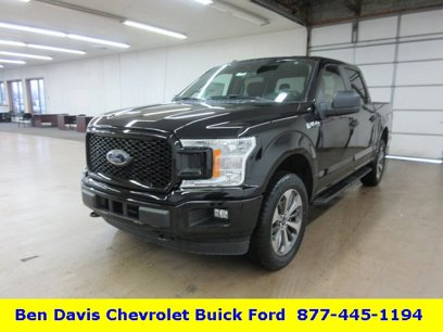 Ben Davis Ford >> New 2019 Ford F150 Xl For Sale In Auburn In 46706 Truck