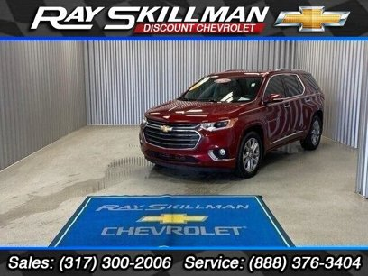 Used 2018 Chevrolet Traverse FWD Premier - 548610880
