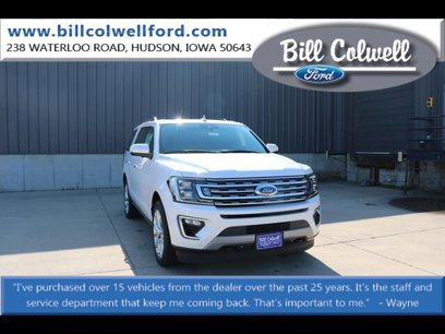 New 2019 Ford Expedition 4WD Limited - 522944308
