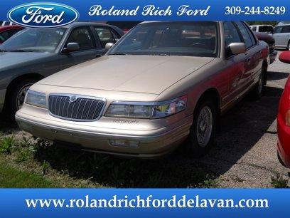 Used 1996 Mercury Grand Marquis LS - 345849319