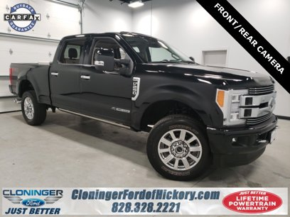 Used 2018 Ford F250 Limited - 543983681