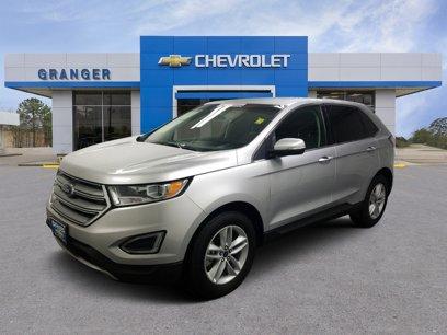 Used 2017 Ford Edge AWD SEL - 529907755