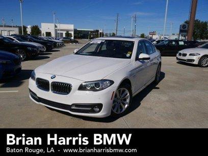 Certified 2016 BMW 528i Sedan - 539330051