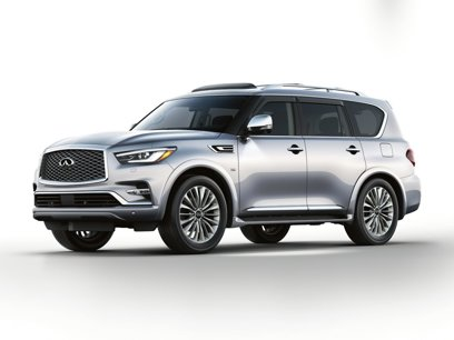 New 2020 INFINITI QX80 4WD w/ Proactive Package - 541396271