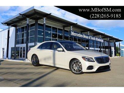 New 2020 Mercedes-Benz S 560 Sedan - 534429407