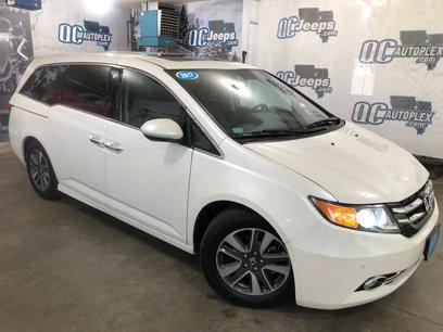 Used 2017 Honda Odyssey Touring Elite - 524090992