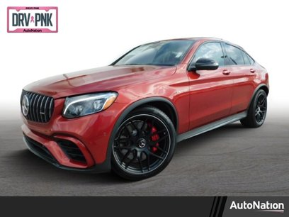 New 2019 Mercedes-Benz GLC 63 AMG S 4MATIC Coupe - 502233510