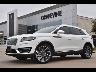New 2020 Lincoln Nautilus FWD Reserve - 532851877