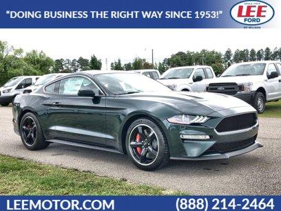 New 2019 Ford Mustang Bullitt Coupe - 519092764