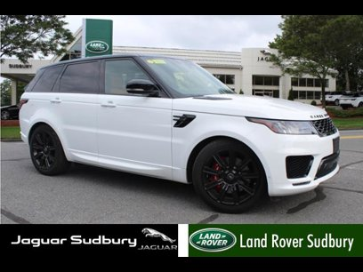 New 2019 Land Rover Range Rover Sport Supercharged - 504075132
