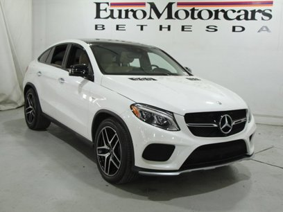 Used 2017 Mercedes-Benz GLE 43 AMG 4MATIC Coupe - 548773600