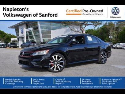 Certified 2018 Volkswagen Passat 3.6 GT - 544147051