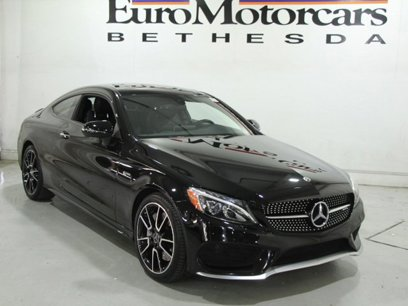 Certified 2018 Mercedes-Benz C 43 AMG 4MATIC Coupe - 546715456
