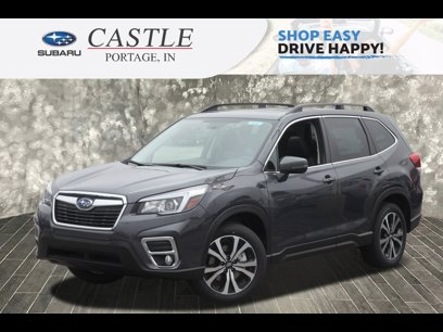 New 2020 Subaru Forester Limited - 547975656