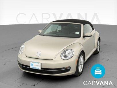 Used 2014 Volkswagen Beetle TDI Convertible - 569786645