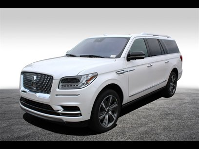 New 2019 Lincoln Navigator L 4WD Reserve - 521501170