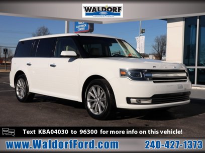 Used 2019 Ford Flex FWD Limited - 542079537