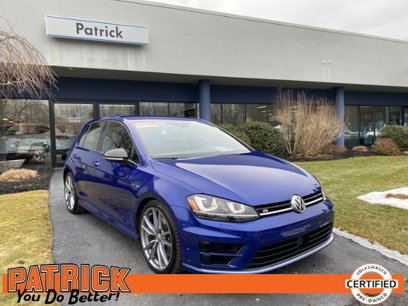Certified 2017 Volkswagen Golf R 4-Door - 538923754