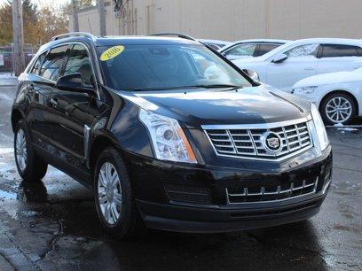 Used 2016 Cadillac SRX Luxury - 532106429