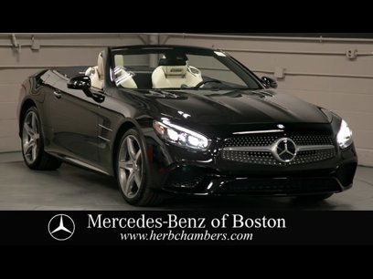 Certified 2017 Mercedes-Benz SL 550 - 537387998