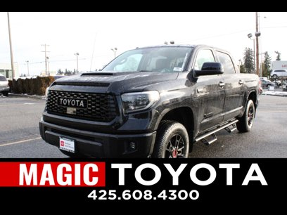 Certified 2019 Toyota Tundra TRD Pro - 539969714