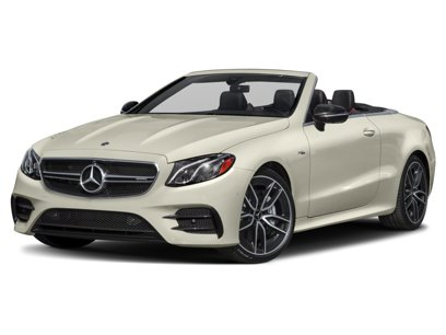 New 2020 Mercedes-Benz E 53 AMG 4MATIC Cabriolet - 527828384