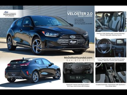 New 2020 Hyundai Veloster - 528085795