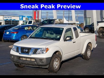 Used 2019 Nissan Frontier S - 568086787