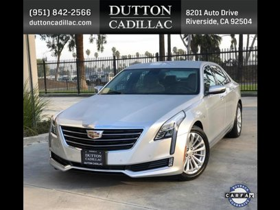 Certified 2018 Cadillac CT6 2.0T Luxury - 545584549