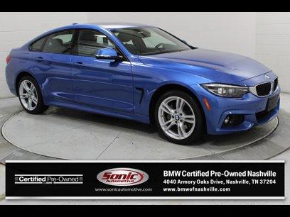 Certified 2019 BMW 430i Gran Coupe xDrive - 543655475