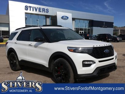 New 2020 Ford Explorer 4WD ST - 540574105