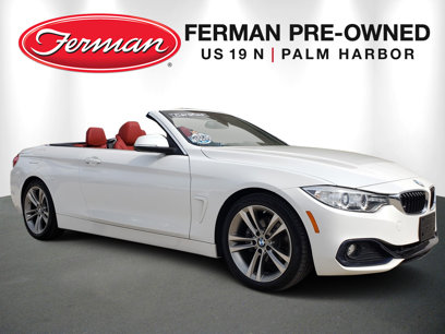 Certified 2017 BMW 430i Convertible - 542894832