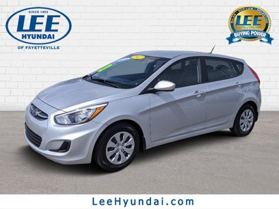 Certified 2017 Hyundai Accent SE Hatchback - 546157505