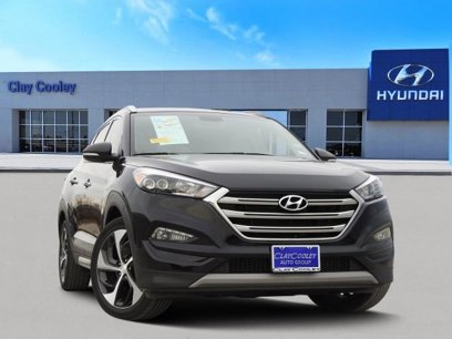 Used 2017 Hyundai Tucson Limited - 536928574