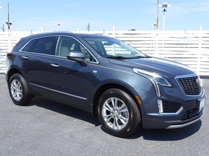 New 2020 Cadillac XT5 FWD Premium Luxury - 527141514
