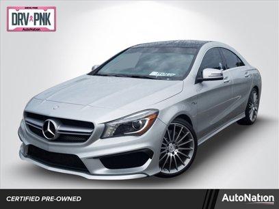 Certified 2014 Mercedes-Benz CLA 45 AMG 4MATIC - 536665800