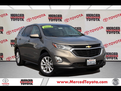 Used 2018 Chevrolet Equinox FWD LT w/ 1LT - 567444294