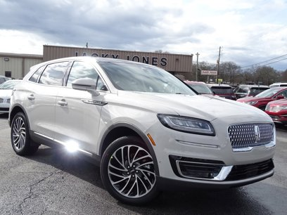 New 2020 Lincoln Nautilus AWD Reserve - 540556300