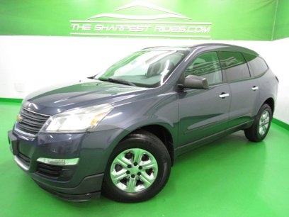 Used 2013 Chevrolet Traverse FWD LS - 521708256