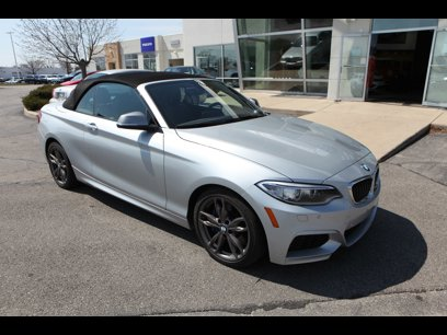 Used 2016 Bmw M235i Xdrive Convertible