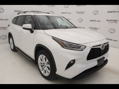 New 2020 Toyota Highlander Limited - 545819547
