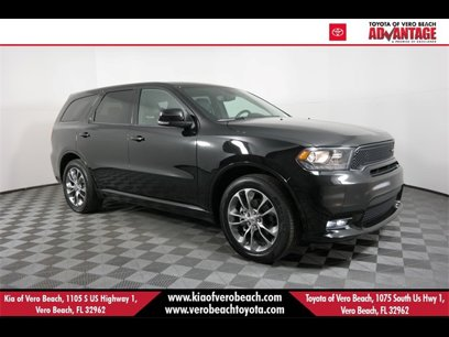 Used 2019 Dodge Durango 2WD GT - 542855829