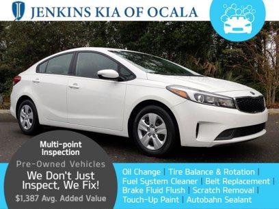 Certified 2017 Kia Forte LX Sedan - 542895202