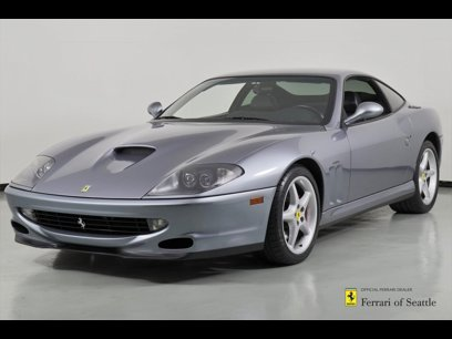 Used 2000 Ferrari 550 Maranello Coupe - 536933607