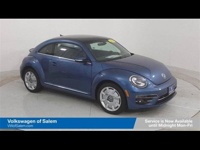 New 2019 Volkswagen Beetle 2.0T SE Coupe - 522311569